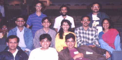 RMIC group photo April 1995